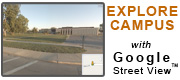 Explore Campus with Google Street View