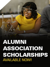 Alumni Association Scholarships Available Now!